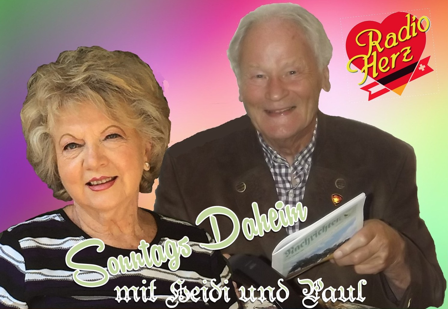 Heidi & Paul : Sonntags Daheim